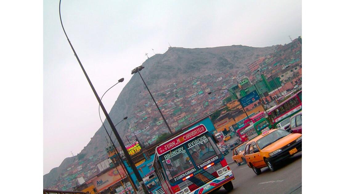 Lima - Bidonvilles