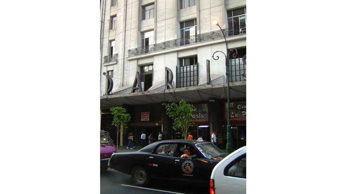 Pérou - Paris