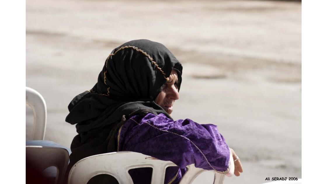 Femme de Marrakech