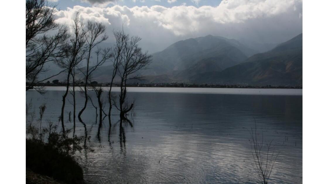 le lac de dali