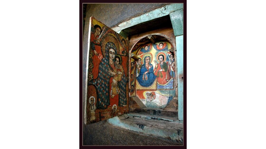 Monastère sur le lac Tana