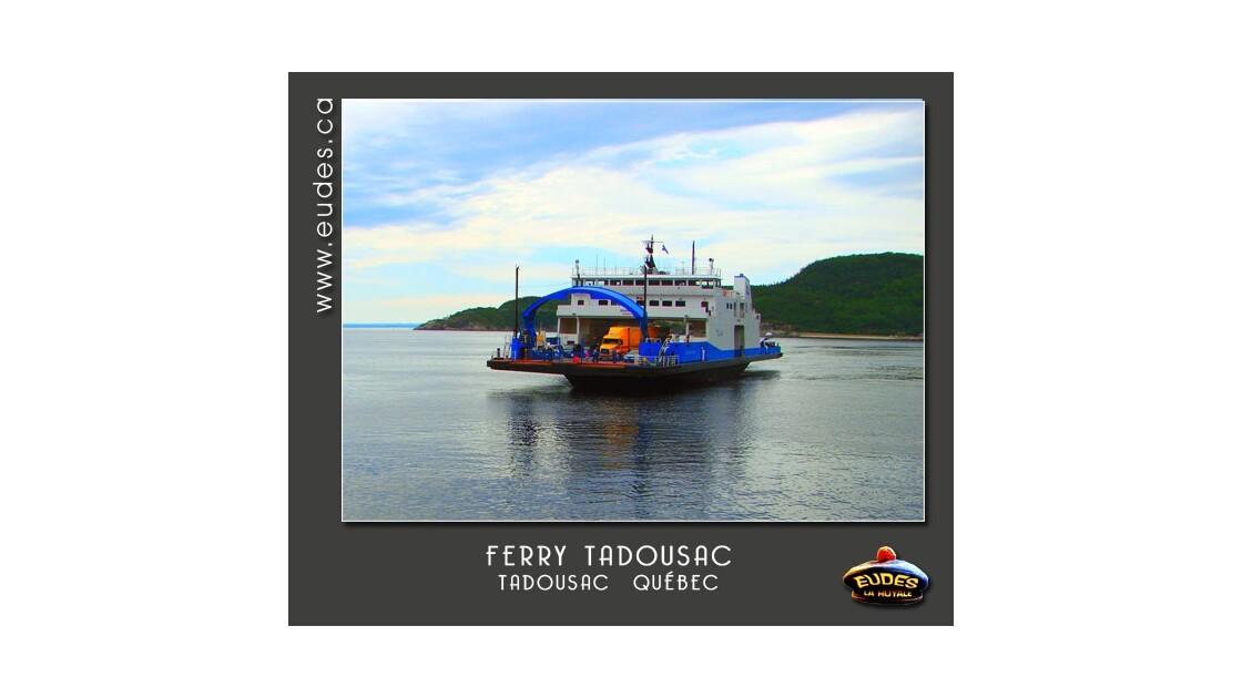 Ferry Tadousac