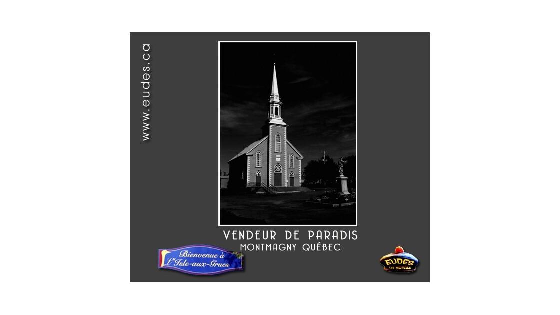 Eglise de l'Isle-aux-Grues