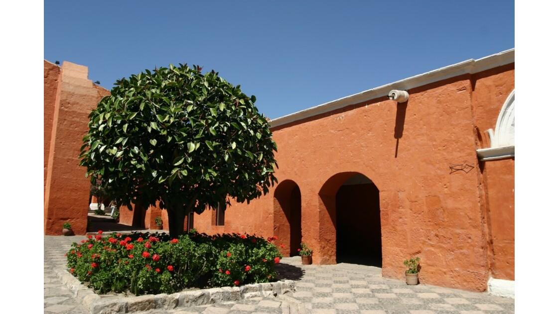 le couvent de santa catalina à arequipa