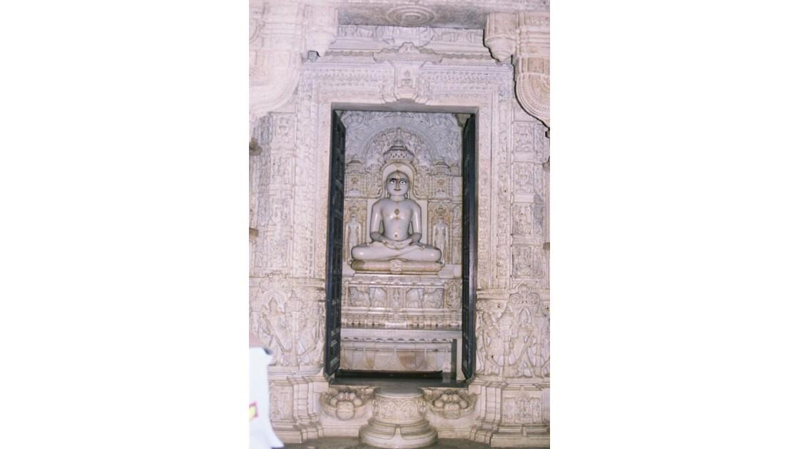 Temple jain près de Ranakpur