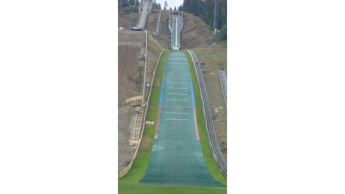 Tremplin olympique