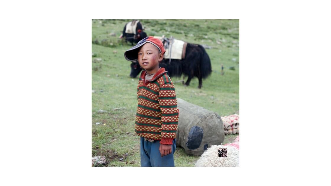 Gamin Tibetain
