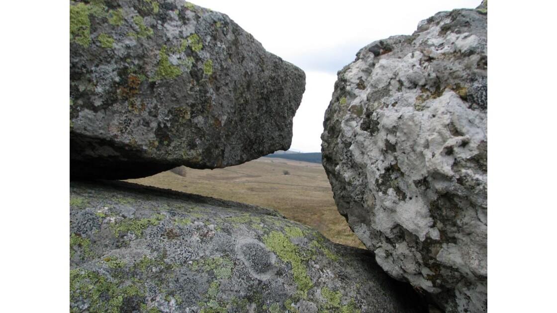 Blocs de granit