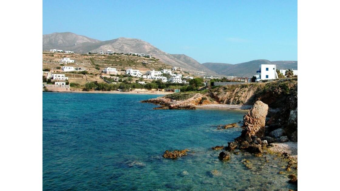 GRECE Paros
