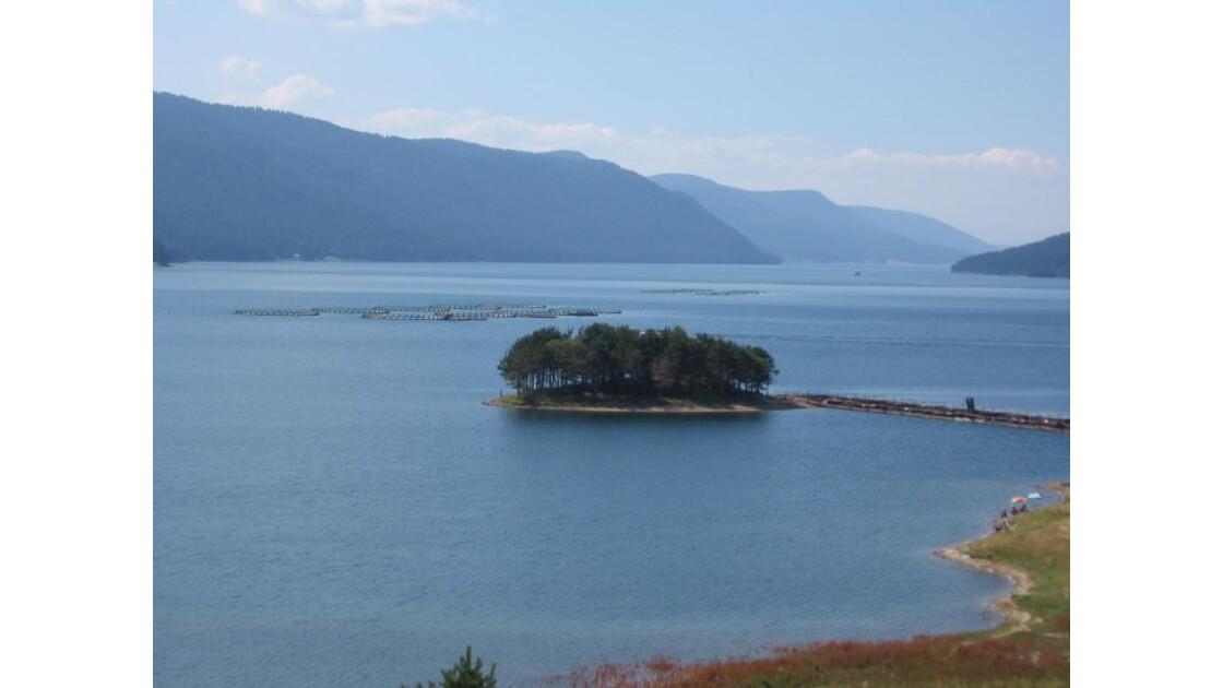 lac de Dospat
