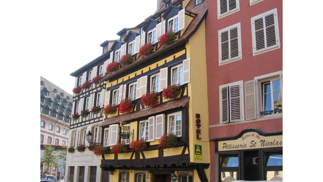 Hotel-Restaurant  Cerf-D'Or