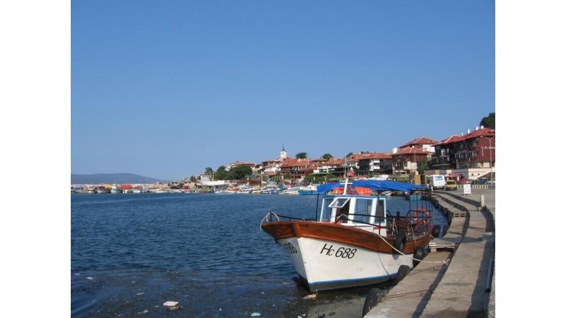 Port de Nessebar