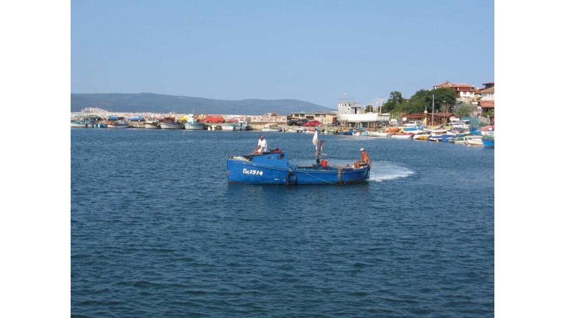 Pêcheurs de Nessebar !