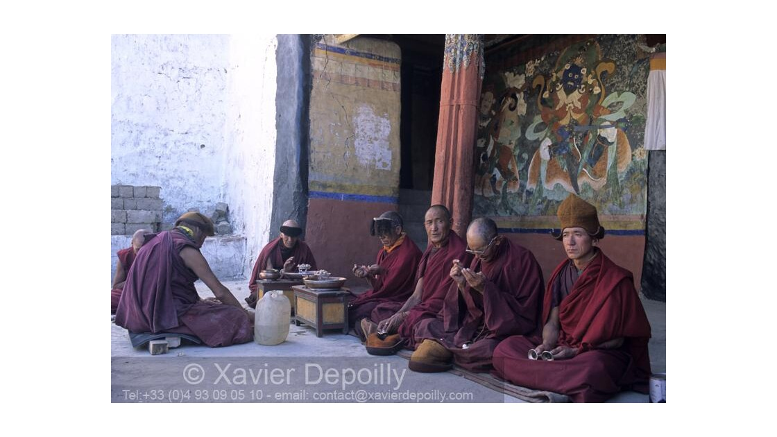 Monastère du Zanskar