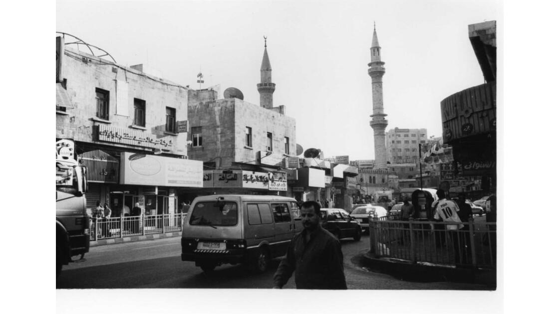 Mosquée, Amman JORDANIE 2003