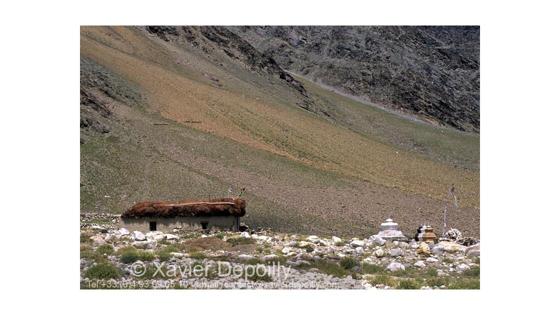 Maison du Zanskar
