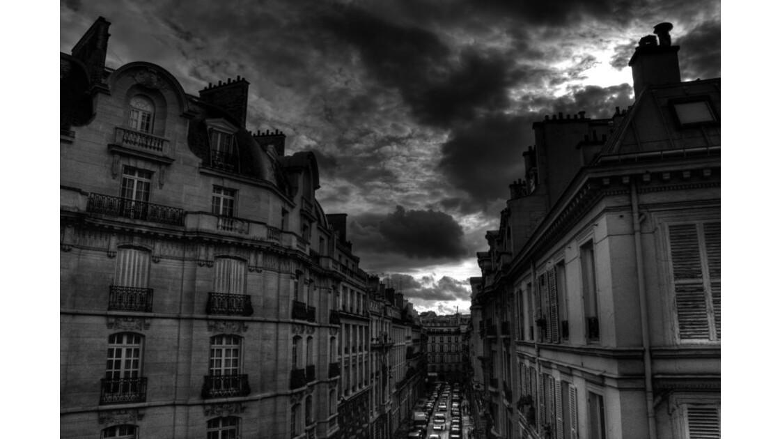 Paris 9e - Rue de la Bruyère