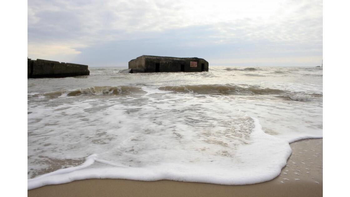 Blockhaus de la côte sauvage de Royan