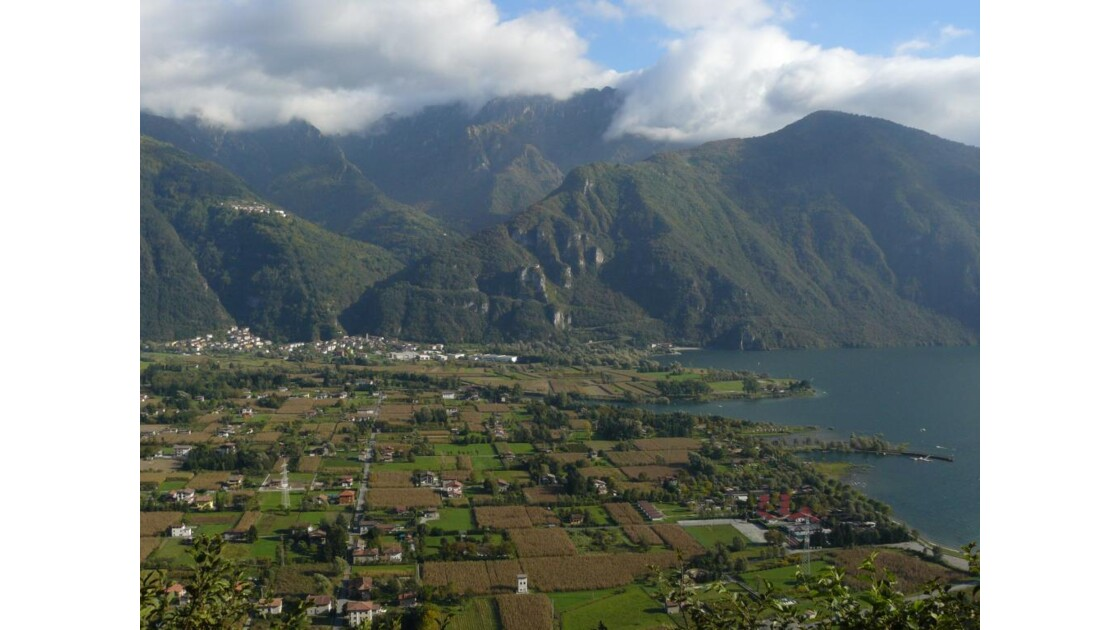 Lac d'Iseo - montagnes (4)