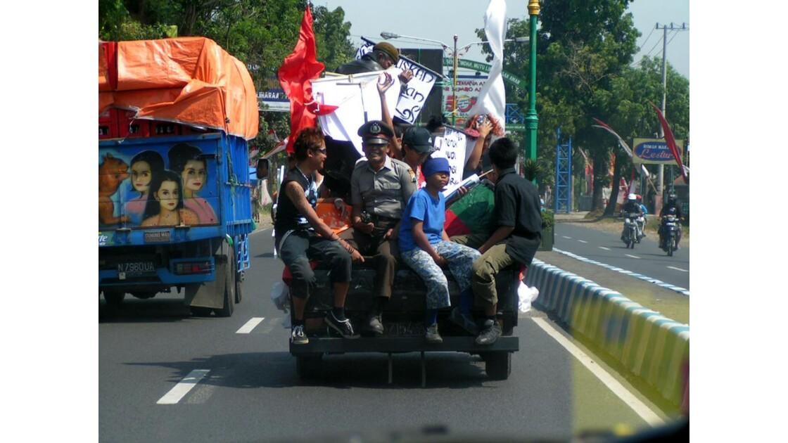 Transport en commun !