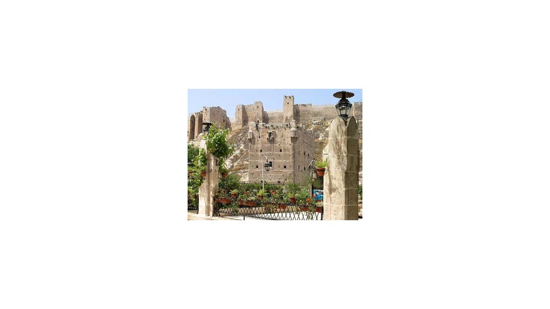 ALEP-des monuments du XIIe s