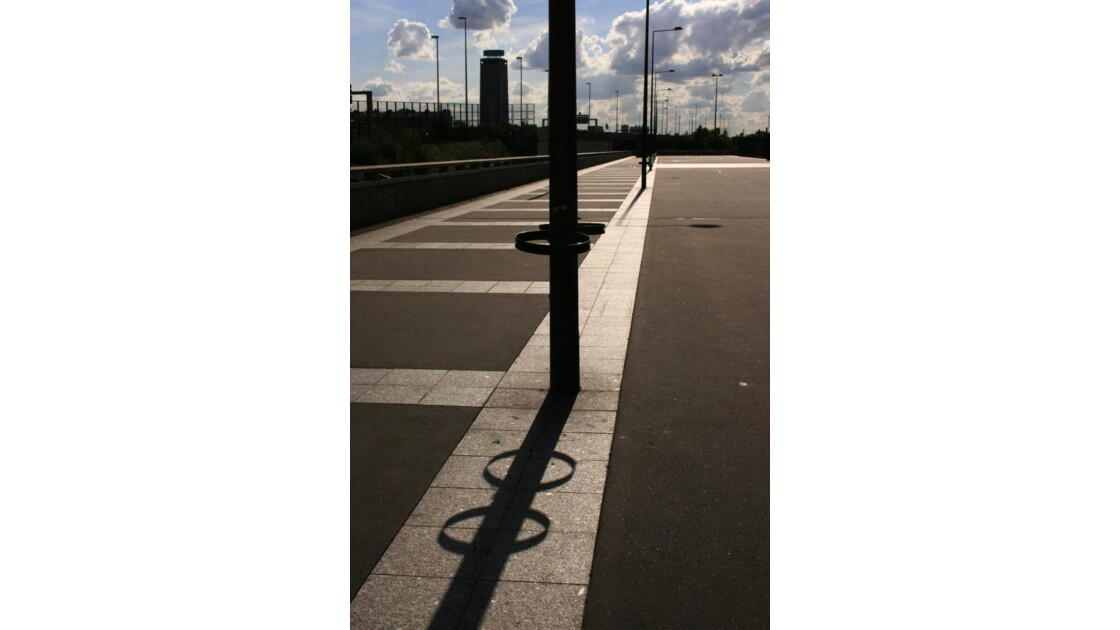 Esplanade du Stade de France