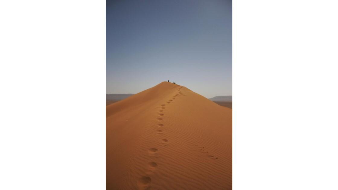 Les dunes de l'Erg Chebbi - Portes du Sa