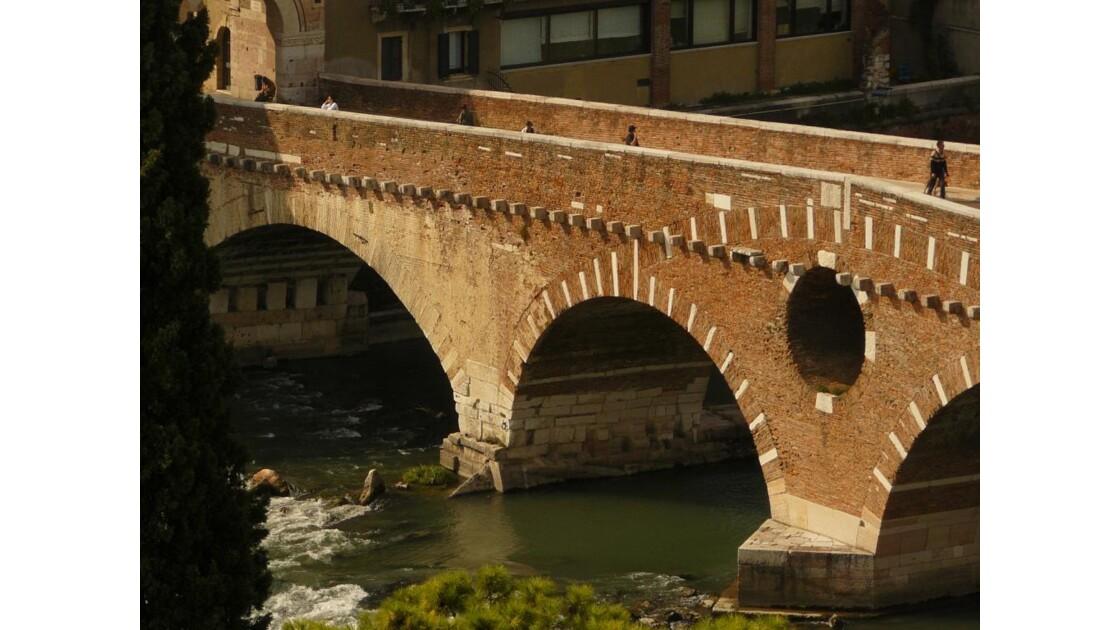 VERONE - Ponte di Pietra