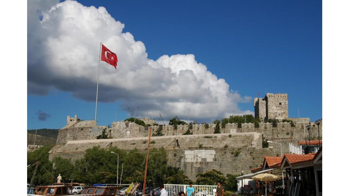 Bodrum, la forteresse