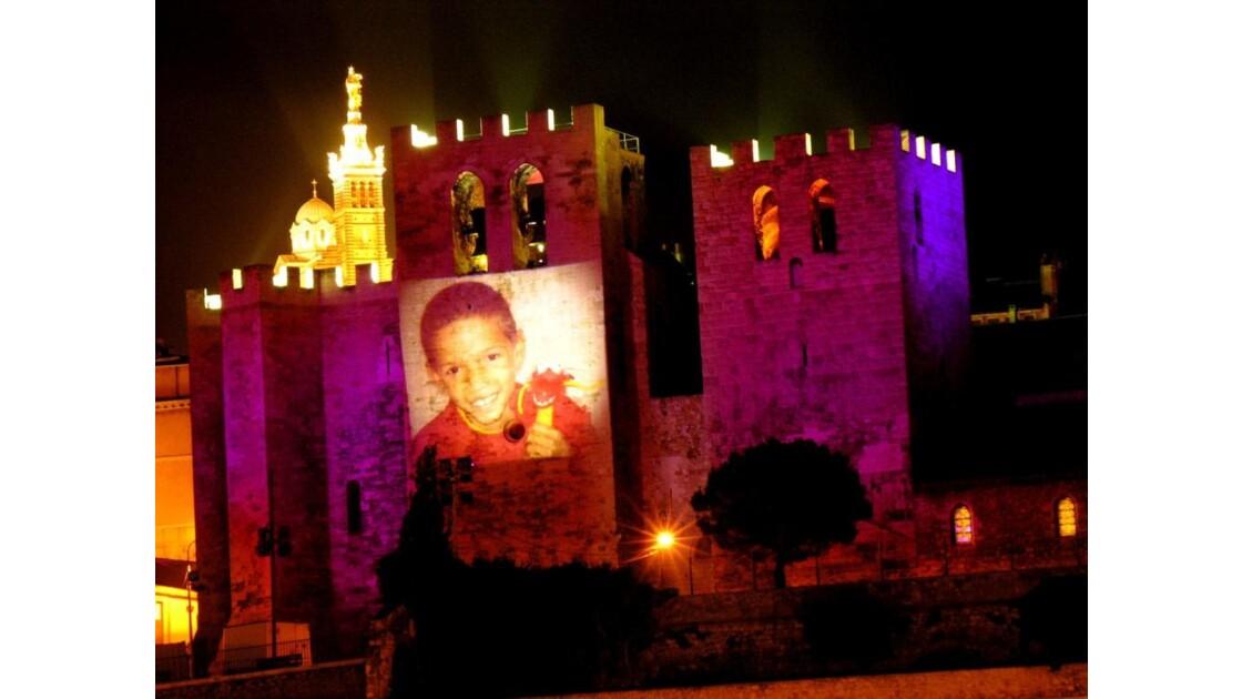 L'Abbaye St Victor à Marseille