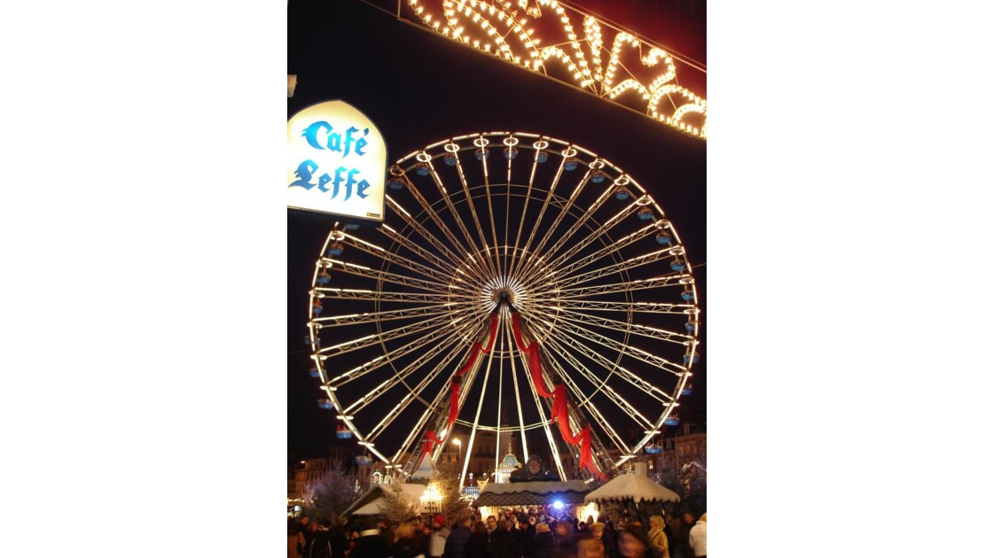 Grande roue Lille