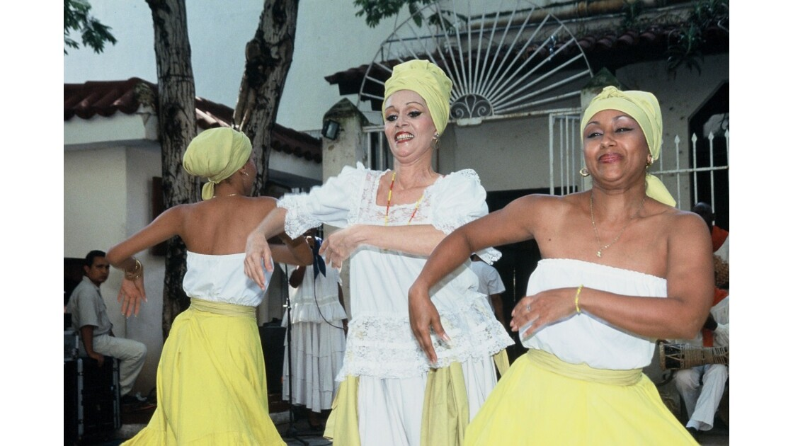 Ballet national folklorique cubain