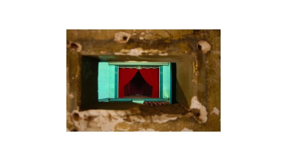 Humberstone - Chili : le théatre