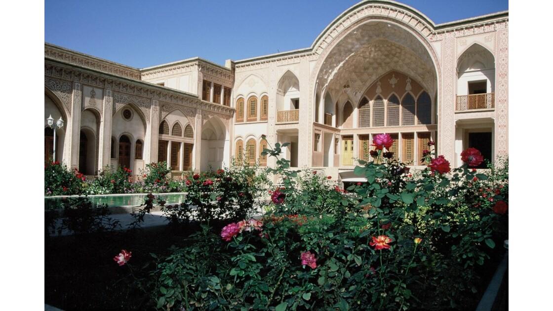 Intérieur d'un Palais traditionnel à Ka