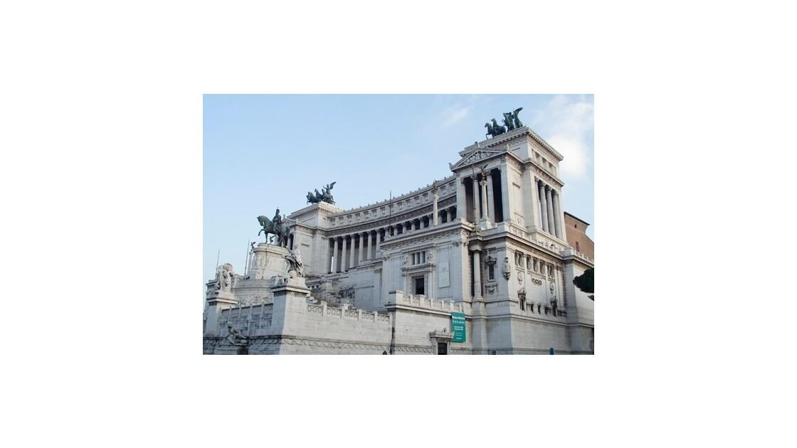 Monument de Victor-Emmanuel, Rome