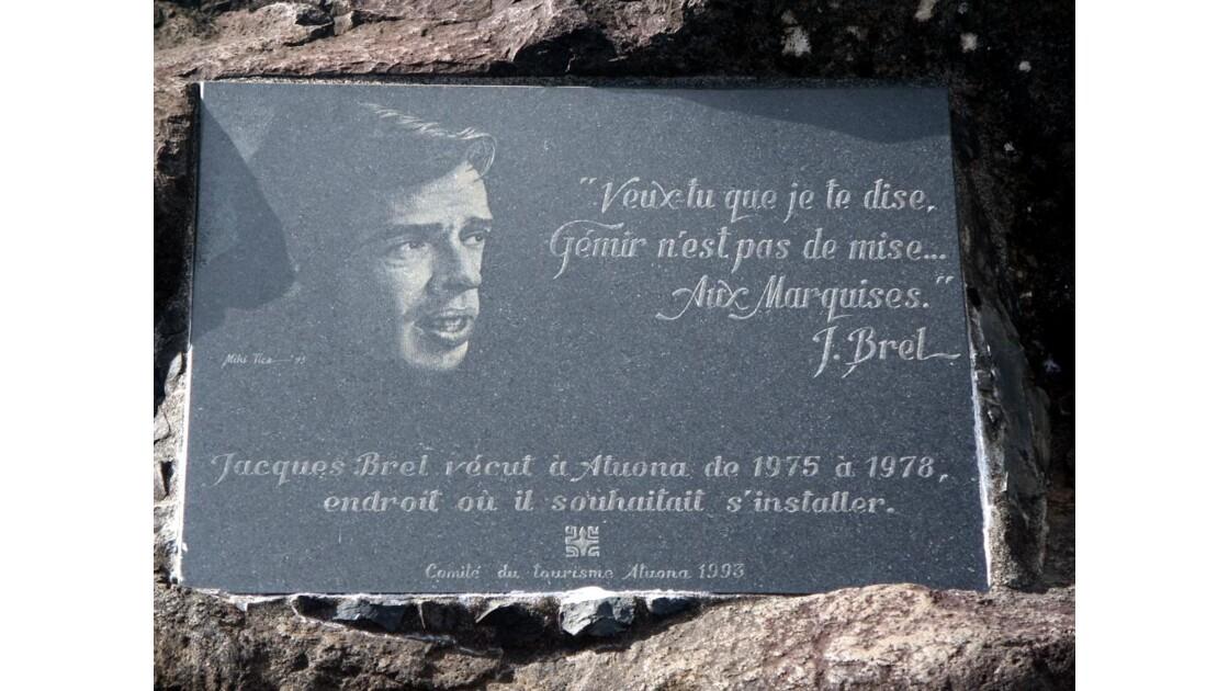 STEEL DE JACQUES BREL