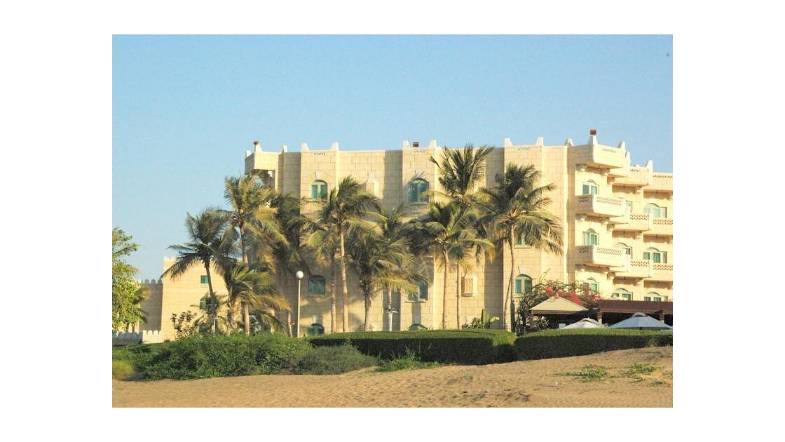 Hôtel à Oman