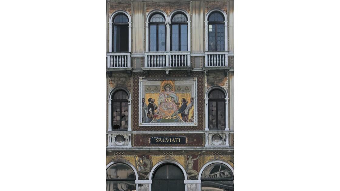 Italie -VeniseLe palais Salviati