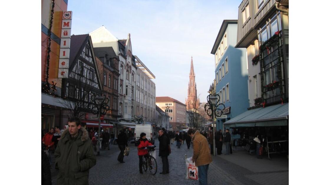 Offenburg en hiver !