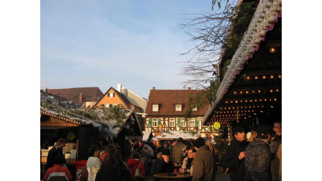 Offenburg en hiver
