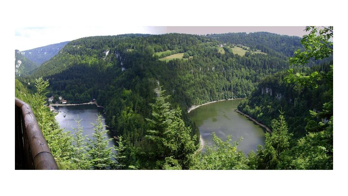 Panorama des Bassins du Doubs