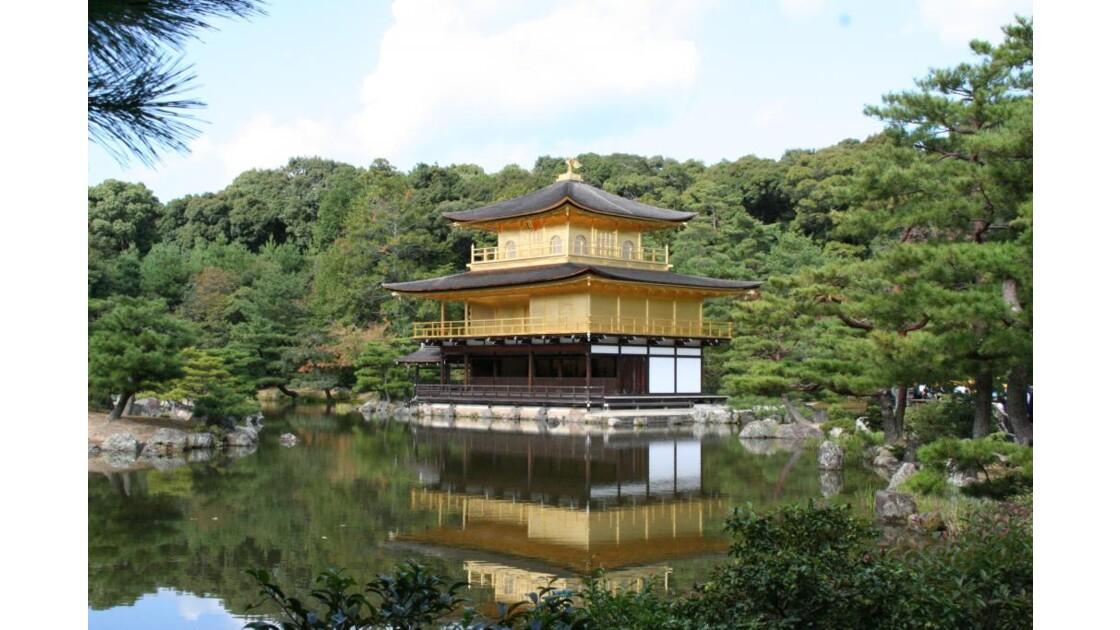 Kinkaku Ji, le Temple d'Or à Kyoto