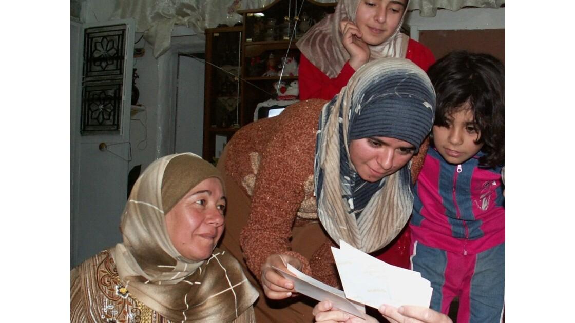 Approche photographique en Syrie