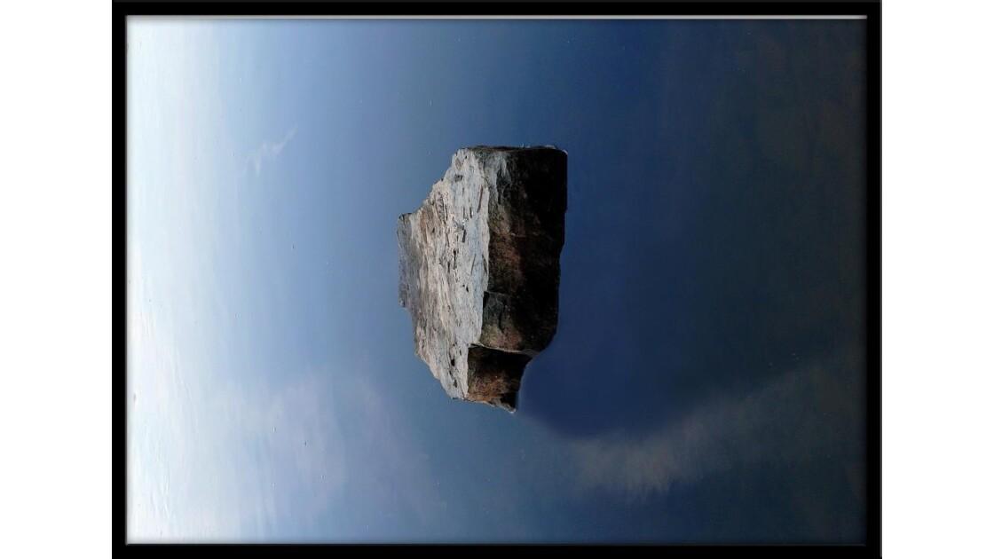la pierre.