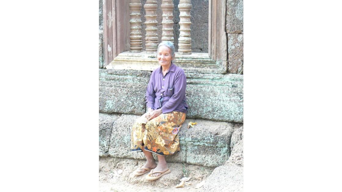 Cambodgienne Angkor