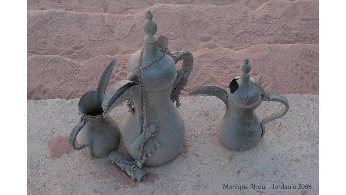 Sur le site de Petra