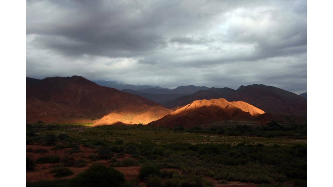 Quebrada  las conchas - Cafayte -Salta