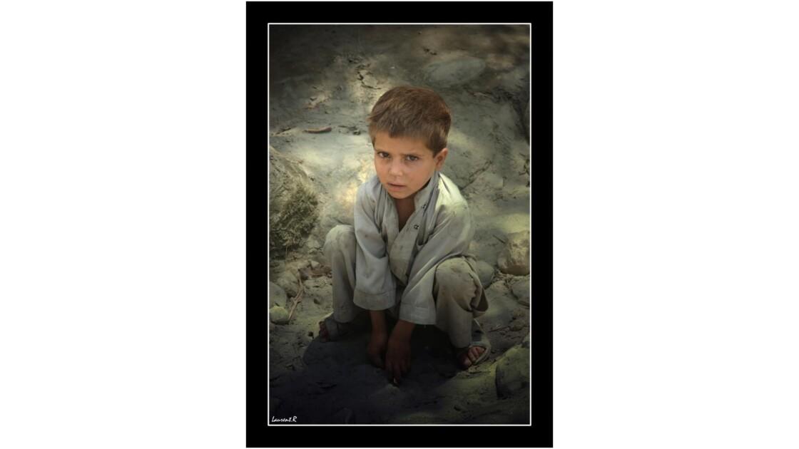 Le petit afghan