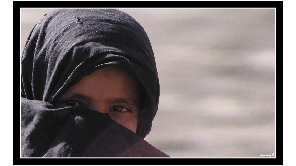 La petite afghane