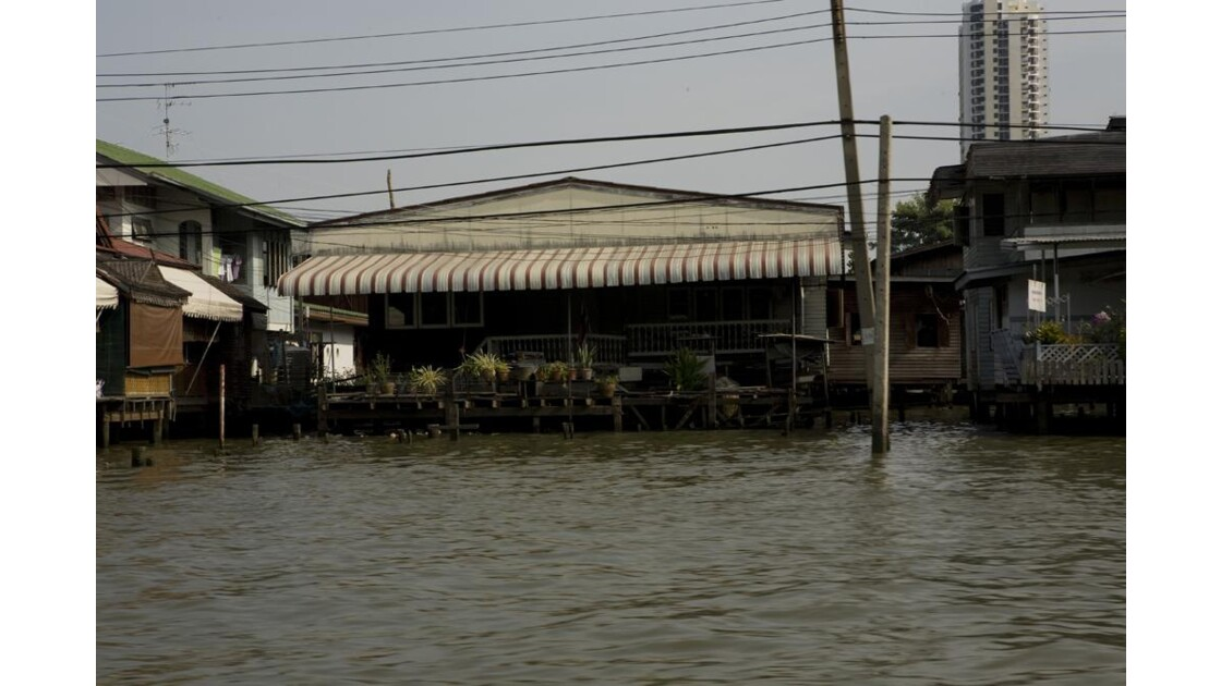 La pauvreté a bangkok